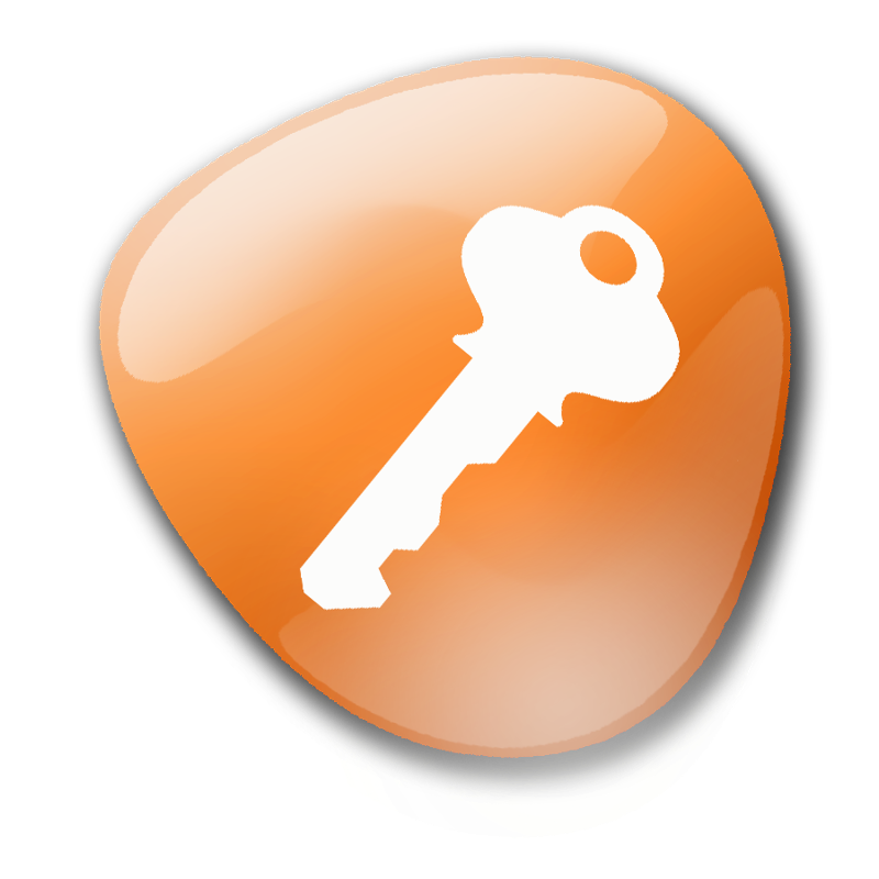 Key Terms Icon: Key