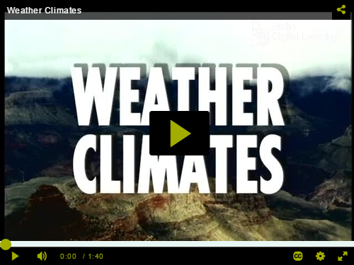Weather Climates video thumbnail