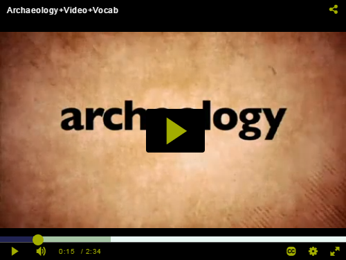 archeology video thumbnail